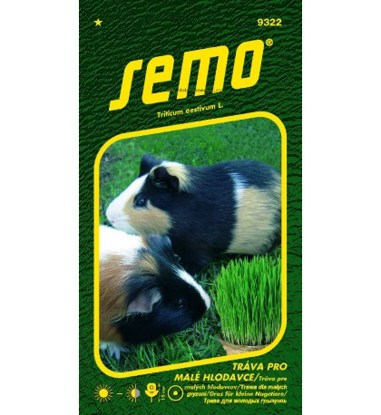 Tráva pro malé hlodavce - 10 g