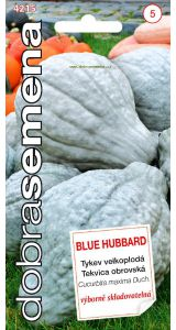 BLUE HUBBARD - 7 ks