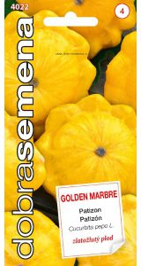 GOLDEN MARBRE - 10 ks