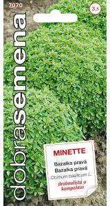MINETTE - 0,6 g