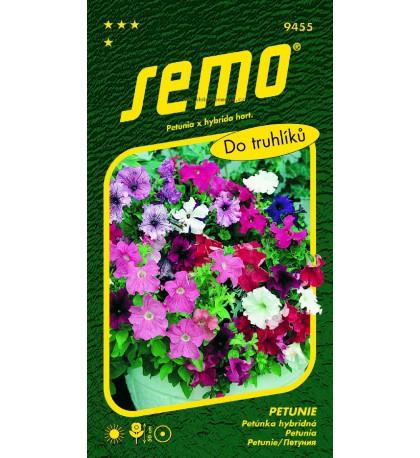 Petunia pendula SMĚS - 0,2 g
