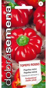 TOPEPO ROSSO - 0,4 g